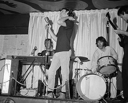 Ray Manzarek live with the Doors and the Vox Continental in 1966 at the Whisky A Go Go & VOX Continental | Johan Dalgaardu0027s blog
